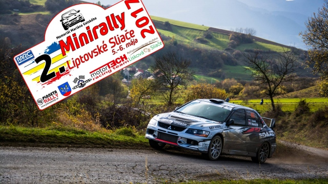 Minirally Sliace cover